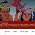 Web Design Portfolio - The Hertfordshire Clinic