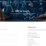 Web Design Portfolio - The Hertfordshire Clinic