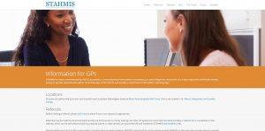 Web Design Portfolio - STAHMIS