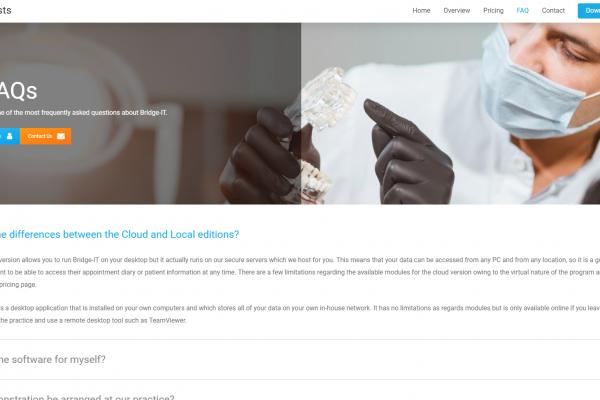 web design lincolnshire - portfolio item