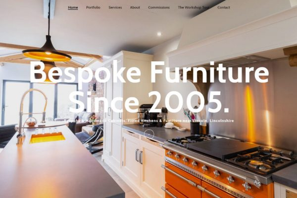 fitted bespoke kitchens lincoln