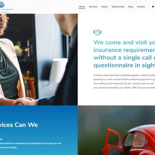 insurance broker in lincoln website